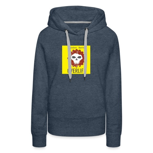 Stainless Spirits-Overlife Cup - Women's Premium Hoodie