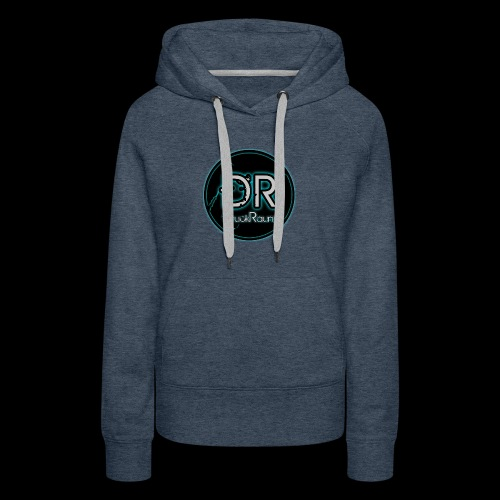 DruckRaum Logo - Women's Premium Hoodie