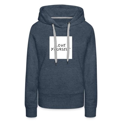 loveyourself - Women's Premium Hoodie