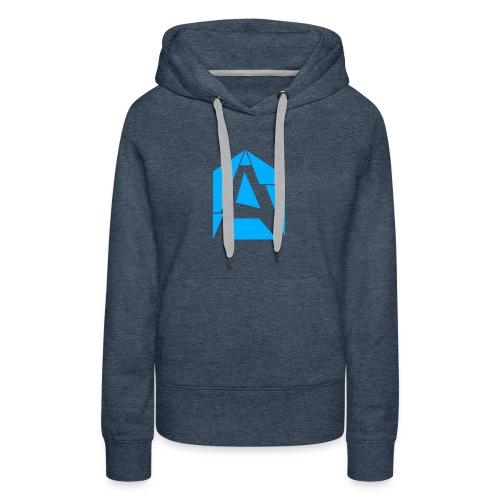 Abstrakt Simplistic - Women's Premium Hoodie