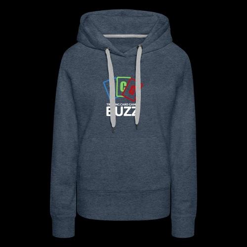 TCG Buzz Logo - Women's Premium Hoodie