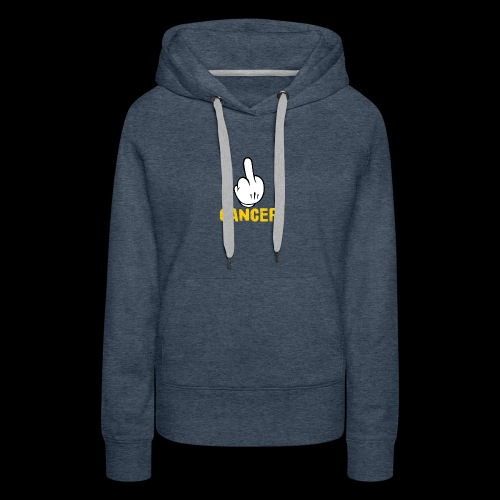Swag Up 4 Cancer - Women's Premium Hoodie