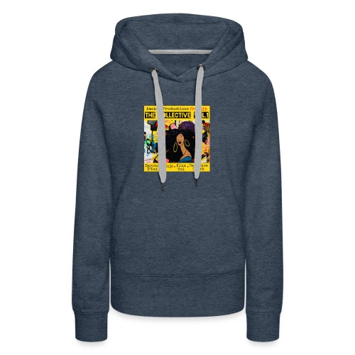 The Collective Vol.1 - Women's Premium Hoodie