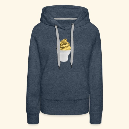 Design Golden gold - Women's Premium Hoodie