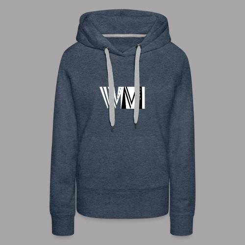 WALLSMAFIAwhite - Women's Premium Hoodie