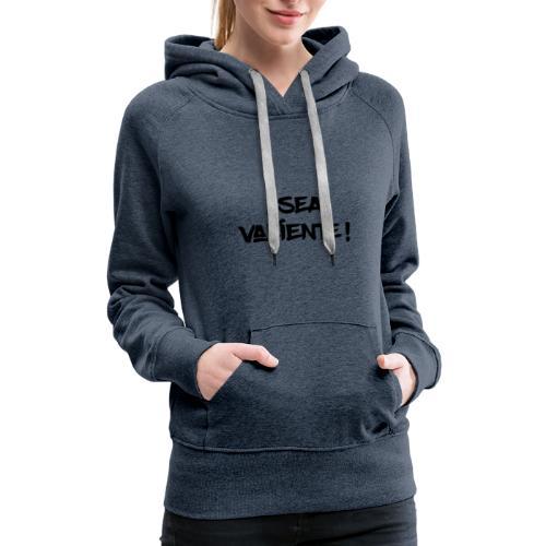 Sea Valiente - Women's Premium Hoodie