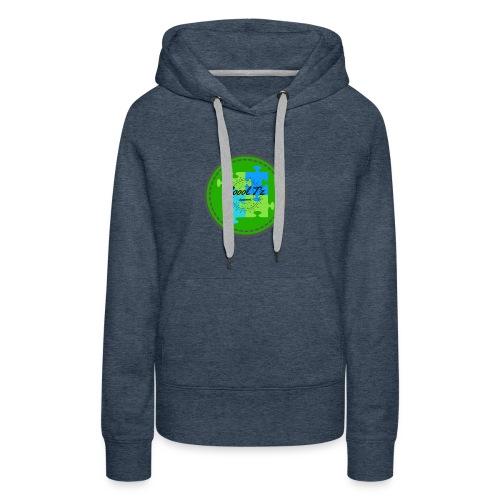 Coool T'z Green - Women's Premium Hoodie