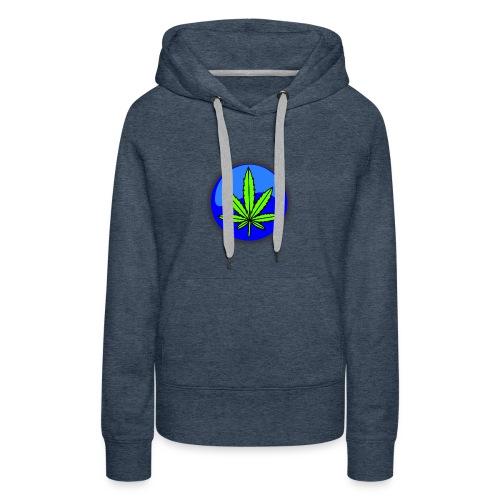 Cannabis Leaf - Women's Premium Hoodie