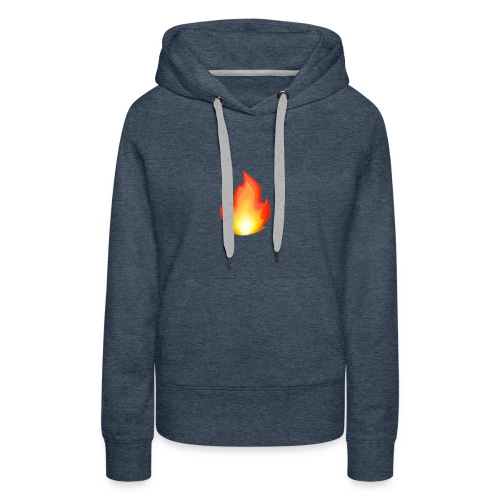 FIRE - Women's Premium Hoodie