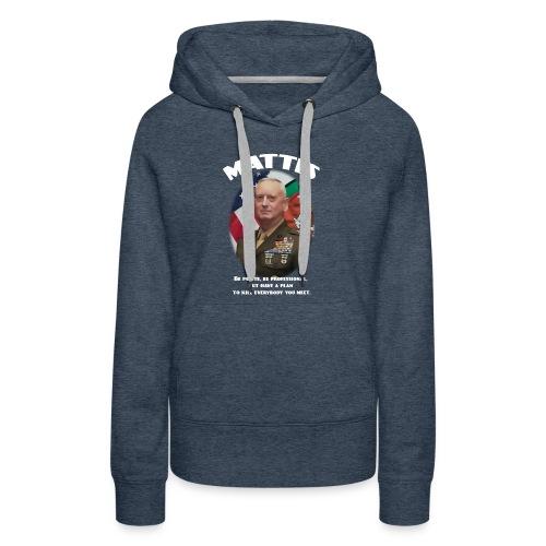 Mattis - Kill Everybody - Women's Premium Hoodie