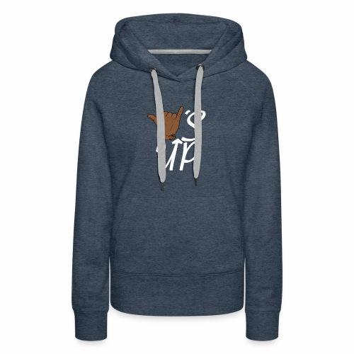 Wise Up T-Shirt - Women's Premium Hoodie