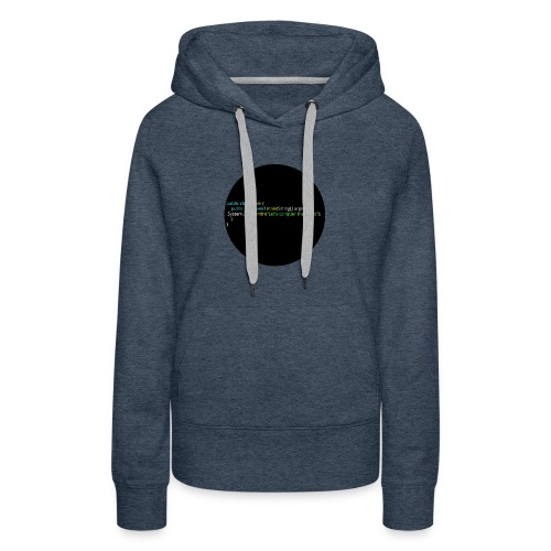 Let's conquer the world. - Women's Premium Hoodie