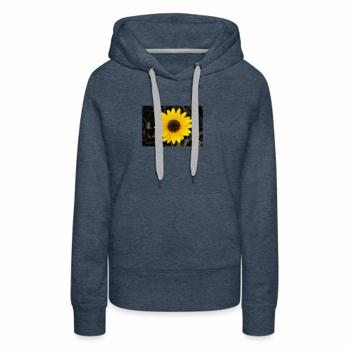 sunflower - Women's Premium Hoodie