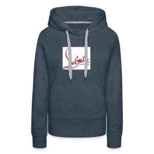 Christian Louboutin T shirts Tee shirts Tees Red B - Women's Premium Hoodie
