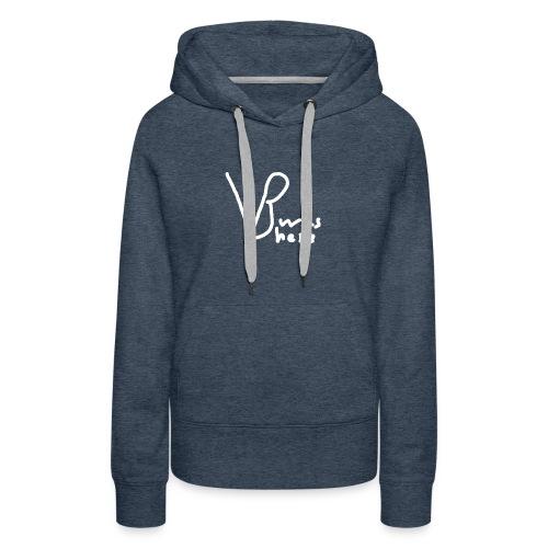 VB Was Here - Women's Premium Hoodie