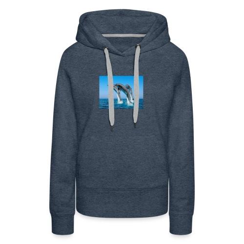 Dolphin Brand - Women's Premium Hoodie