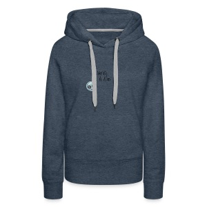 I Identify As a Alien - Women's Premium Hoodie