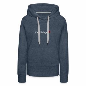 LightningMerch2 - Women's Premium Hoodie