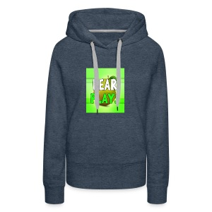 Phone Case Pear Plays Logo - Women's Premium Hoodie