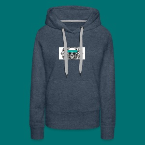 Lost in Fate Design #2 - Women's Premium Hoodie