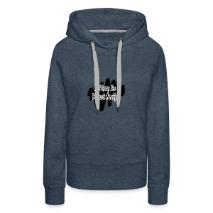 Stay in Beast-Mode - Women's Premium Hoodie