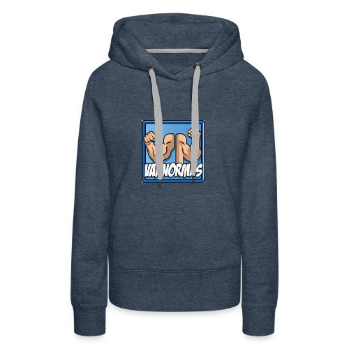 Arms With Vannormus - Women's Premium Hoodie