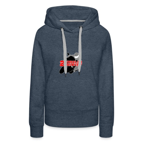 2 Wheeled Thereapy - Women's Premium Hoodie