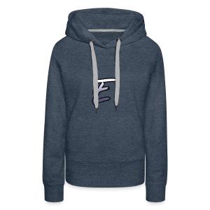 Effectro Mannie Logo - Women's Premium Hoodie