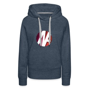 Nameless Films Logo - Women's Premium Hoodie