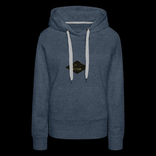 Limited Edition FWM Founder Badge - Women's Premium Hoodie
