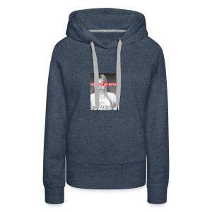 YOU CAN'T SIT WITH US - Women's Premium Hoodie