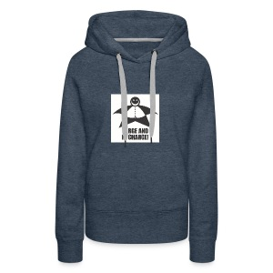 Large and in Charge - Women's Premium Hoodie
