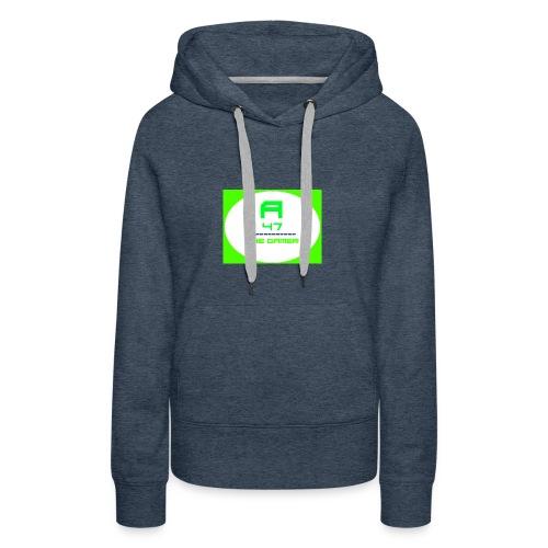 Logo 4 - Women's Premium Hoodie
