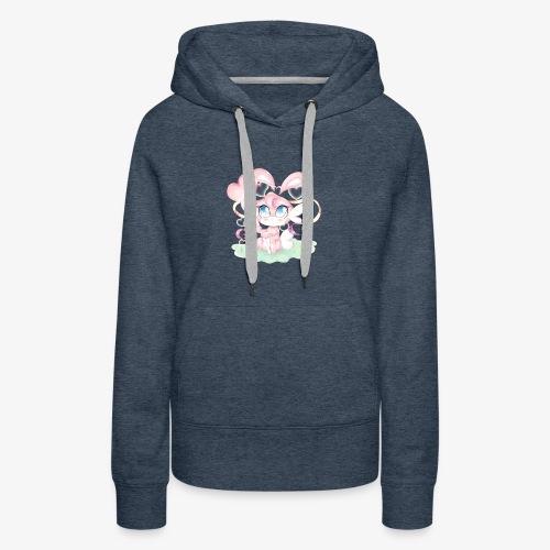 Cute lil bunny - Women's Premium Hoodie