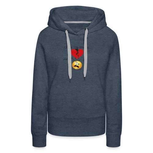 The Wrong One - Women's Premium Hoodie