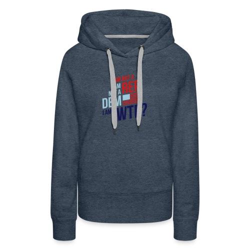 Tshirt 03 Light - Women's Premium Hoodie