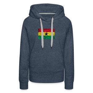 Ghana-Flag - Women's Premium Hoodie