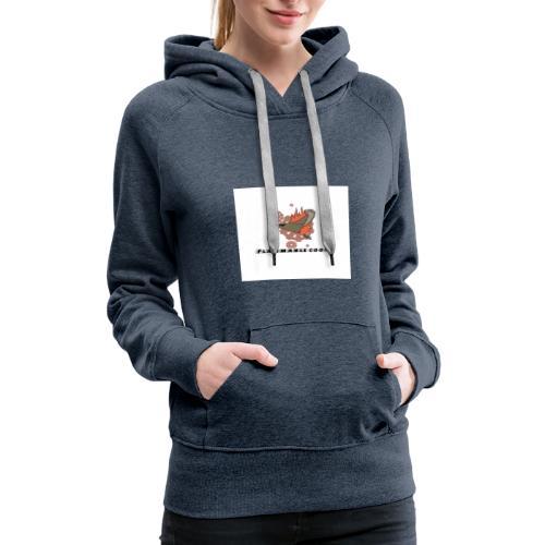 flammable coots - Women's Premium Hoodie