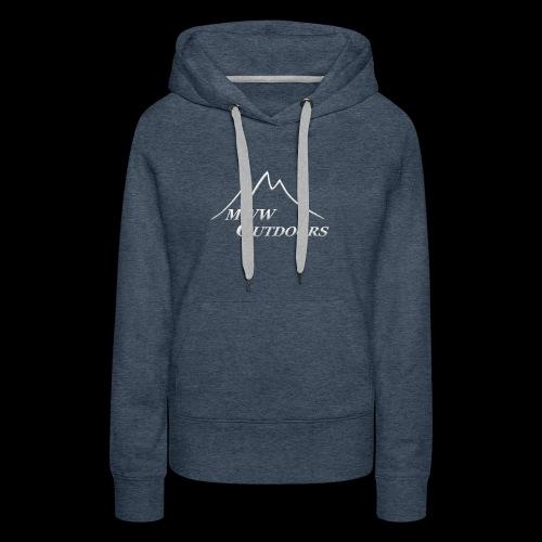 MWW Outdoors Merchandise - Women's Premium Hoodie