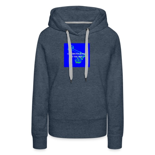 Communication - Women's Premium Hoodie