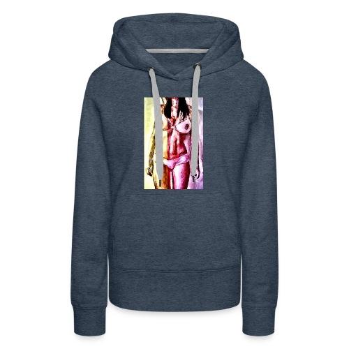 Rainbow Babe - Women's Premium Hoodie