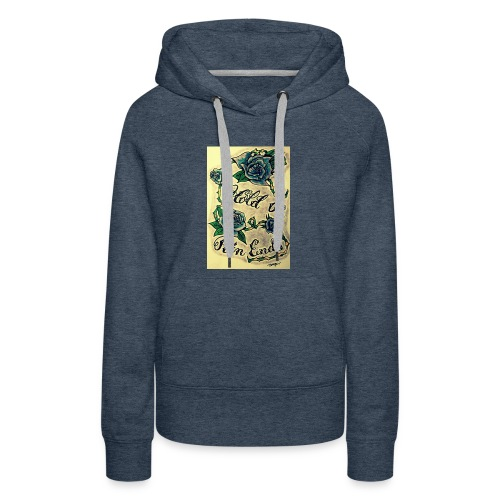 Hold On Pain Ends - Women's Premium Hoodie