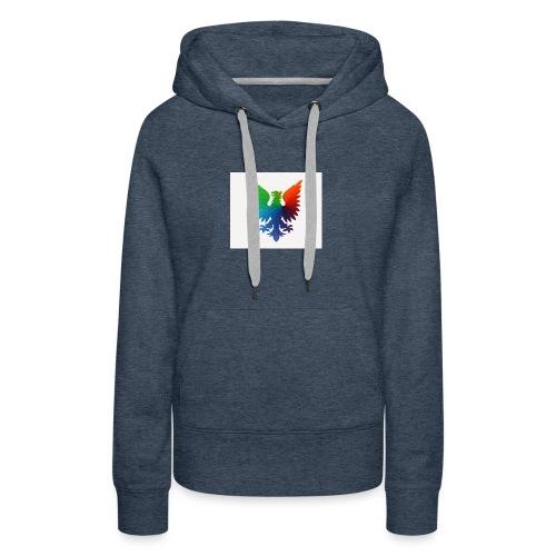 coolcats: t-shirt - Women's Premium Hoodie