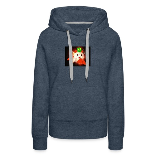 Exploding Panda - Women's Premium Hoodie