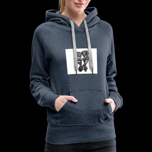 We were made for each other - Women's Premium Hoodie