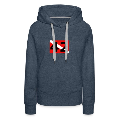 Ultimate ? of Life, the Universe, and Everything! - Women's Premium Hoodie