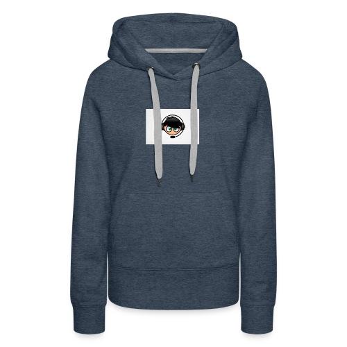 my youtube image - Women's Premium Hoodie
