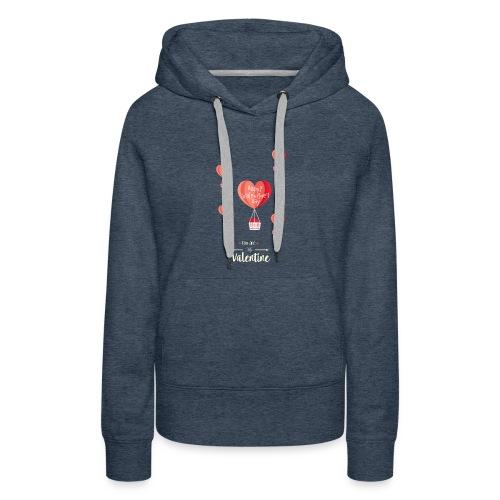 Happy Valentines Day - Women's Premium Hoodie