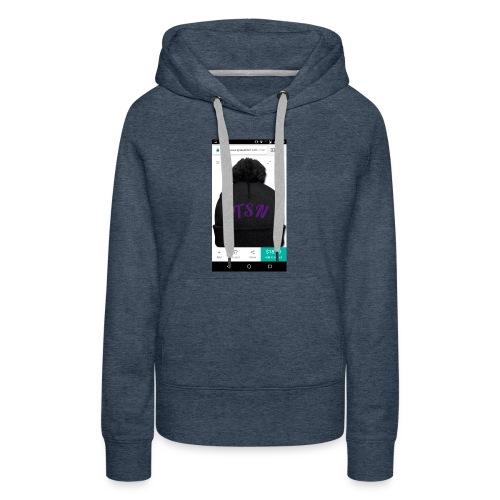TSN beanie - Women's Premium Hoodie