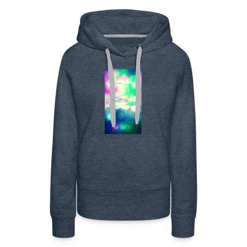 Glitchy Photography - Women's Premium Hoodie